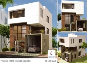 CONCORDE CUPPERTINO DUPLEX VILLA - ELECTRONIC CITY -1 PHASE