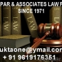 Family dispute lawyer  Advocate Thapar & Associates Law Firm