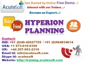 Online Training Oracle Hyperion Planning | Best Oracle Hyperion Planning