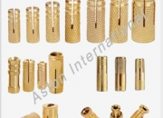 Brass fasteners- brass anchor- brass nuts-manufacturer, exporter and supplier in jamnagar,