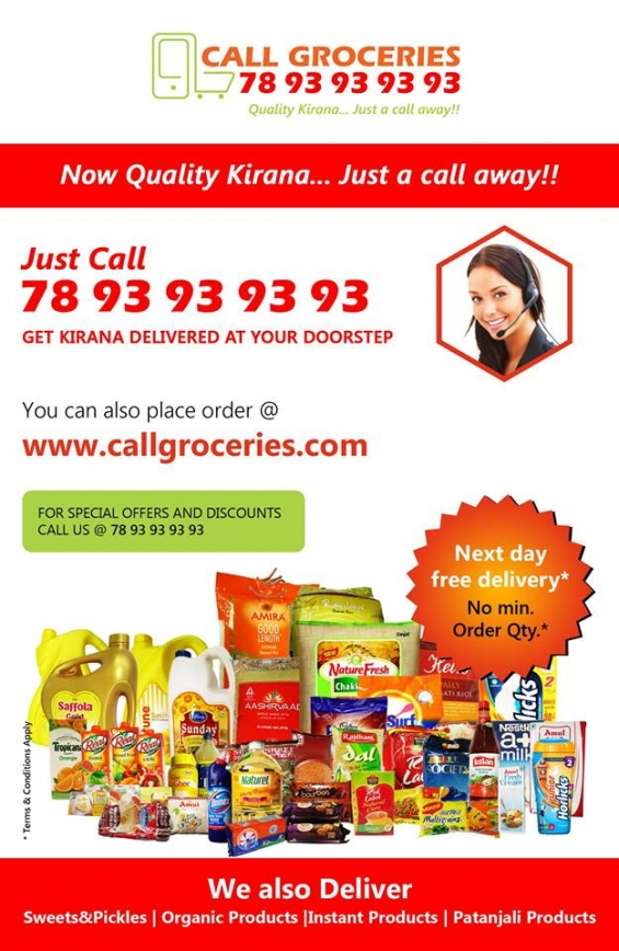 Call groceries - online grocery shopping, online groceries hyderabad