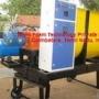 Cellular Light weight Concrete mobile unit