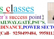 Evening batch tier i & tier ii for working candidates @ locus classes