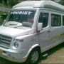 Tempo Traveller on Rent from Delhi to Agra, Mathura and Vrindavan