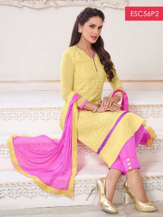 Chandari cotton suits