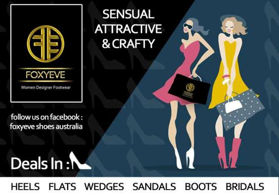 Foxyeve - buy ladies shoes and sandals online