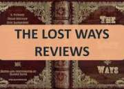 The lost ways survival book