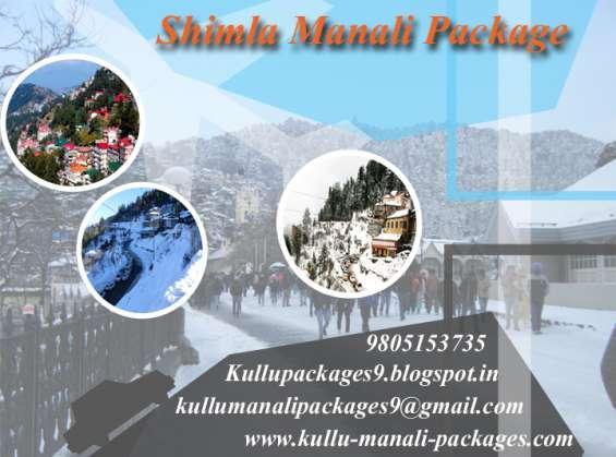 Kullu manali packages, himachal holiday packages