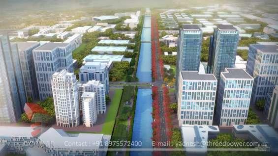 Pictures of Narendra modi smart city concept 1