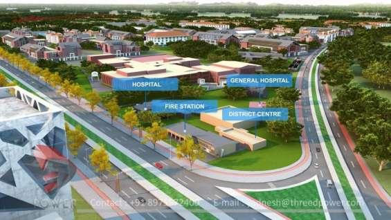 Pictures of Narendra modi smart city concept 3