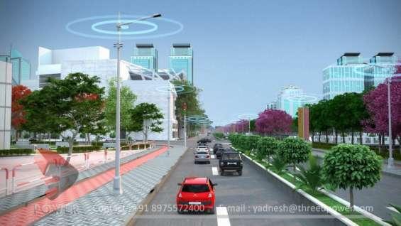Pictures of Narendra modi smart city concept 4