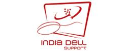 Indiadell support logo