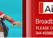 Airtel broadband in chennai