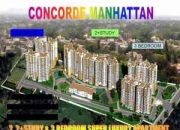 2,2.5&3 BHK Luxurious BDA  Flats @ E-city, bangalore