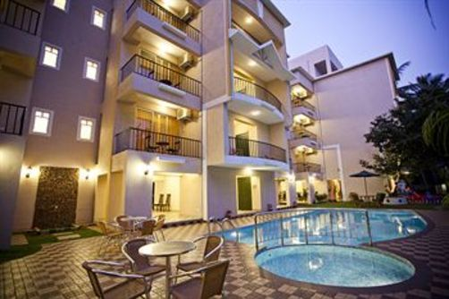 Goa hotel accommodations   goa hotel packages