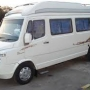 Online Tempo Traveller Rental Booking