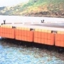 Plastic products for marine applications