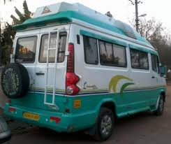 12 seater tourist tempo traveller in delhi