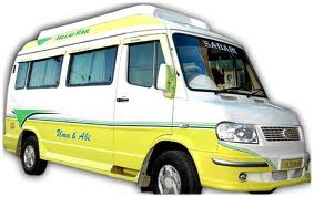 Best tempo traveller rental company