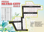 Best residential plots for sale in singaperumalkoil