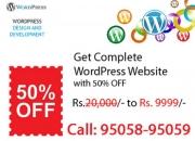 Wordpress designing hyderabad