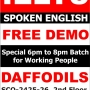 IELTS And Spoken English Programme