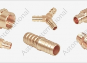 Brass Pipe Fittings and Brass Hose Fittings Manufacturer, Exporter and Supplier in Jamnaga