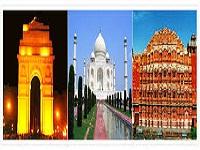 Golden triangle@3 days trip - delhi