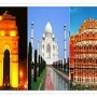 Golden Triangle@3 Days Trip - Delhi