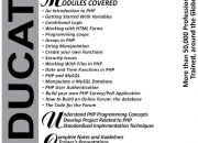 PHP with MySQL TRaining
