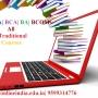 Best online education MBA  BBA  BCA  BA 2015 from ksou.