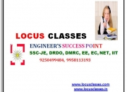 weekend batches for elctronics working candidates @ locus classes