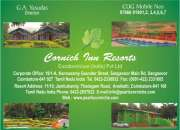 Best Summer Holidays Relaxation at Corniche Resorts, Coimbatore.
