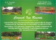 Good Homestay Resort Corniche Resorts, Coimbatore.