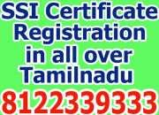 SSI Business registration, SSI registration, SSI certificate, verification certificate