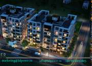 Begusarai 3d rendering services for Apartment 104#