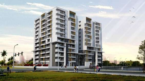 Upcoming project in kalkere with 2 and 3 bhk apartments with modern amenities