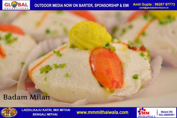 Pictures of Famous sweets manufacturer in mumbai - mm mithaiwala 2