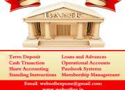 Banking Software, Core Banking Software