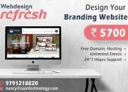 Reg:  Branding website Design in Chennai