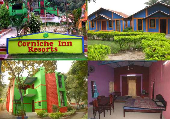 Best budget spacious accommodation at corniche resorts coimbatore