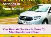 car rental services in pune pawar travels