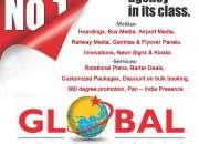 Great Advertising Medium in India - Global Advertisers