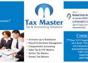 Accounting training Center in Thrissur, Kerala - TAX MASTER - 0487-2333163