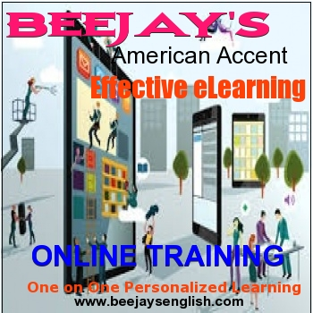 Beejays effective american accent online classes for it managers