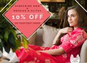 Buy indian designer clothes online at suave couture