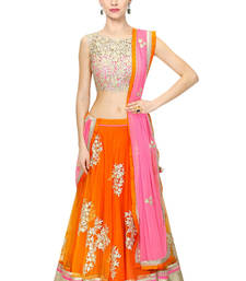 Get online designer lehengas at mirraw with up to 90% off
