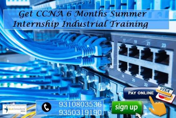 Cisco ccna internship training in delhi ncr, noida and gurgaon