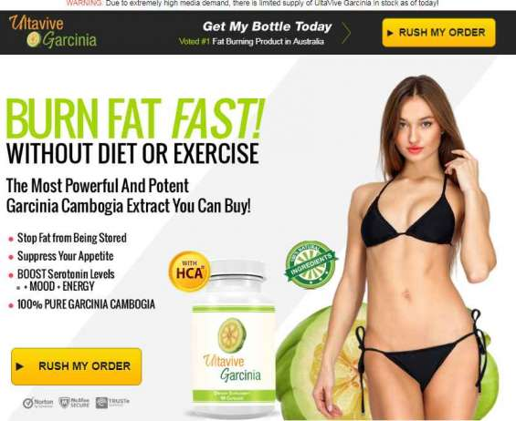 Ultavive garcinia fat loss supplement