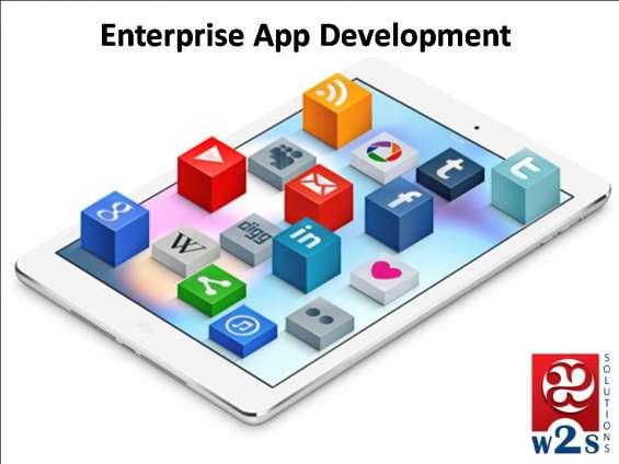 Award winning enterprise app development company in india